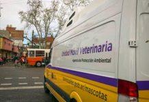 Atención gratuita para mascotas en Boedo, Palermo y Chacarita