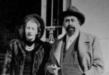 Homenaje a Oliverio Girondo y Norah Lange en el Palacio Noel