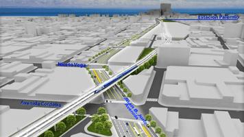Cambio de zonificación en la CABA para financiar los viaductos