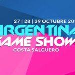 Argentina Game Show en del 27 al 19 de octubre 2017