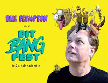 BIT BANG FEST del 1 al 4 de noviembre