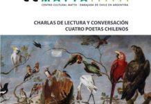 """""""Cuatro Poetas Chilenos"""" en el CCMatta"""