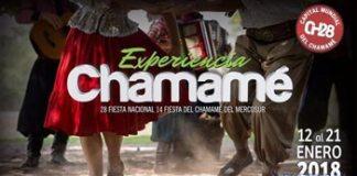 Se presenta la Fiesta Nacional del Chamamé 2018 en el CCK y en la FIT2017