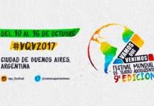 """Festival Mundial de Teatro Adolescente """"Vamos que Venimos"""""""