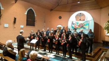 """Coro de la Vieja Plaza y Vocal Tango en """"UN CONCIERTO PLURAL"""""""