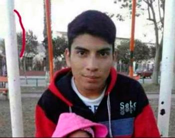 Matías Morales, trabajador fallecido de Coto