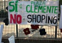 Los vecinos organizaron para el jueves 4 un ruidazo a favor de la plaza Clemente y en contra del shopping