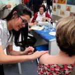 La Ciudad vacuna contra la Fiebre Amarilla