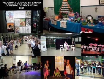 Programa Cultural en Barrios