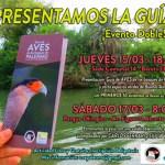 Guía de Aves de bolsillo del COA Carancho