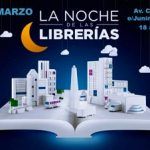 Sábado 10 - La Noche de las Librerías en Av. Corrientes