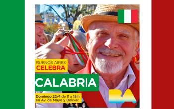 BA Celebra Calabria 2018