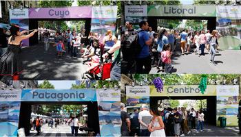 Buenos Aires Celebra las Regiones 2018