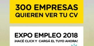 Expo Empleo Jóven 2018