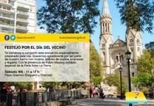Dia del Vecino en la Comuna14
