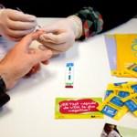 Test rápido de VIH en los barrios