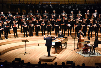 El Coro Polifónico Nacional se presenta en el Santuario Jesús Sacramentado