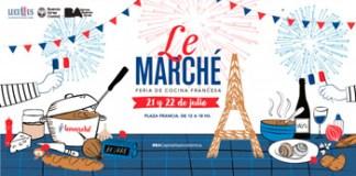 21 y 22 de julio 2018 Le Marché en Palermo