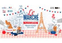 Le Marché, la Feria de la Cocina Francesa