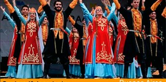 BA Celebra a Armenia el domingo 18 en Plaza Seeber