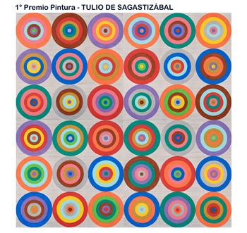 1° Premio Pintura - TULIO DE SAGASTIZÁBAL