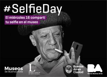 Día de Selfies