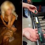 La policía detuvo a un clonador de tarjetas y a una dealer en Palermo
