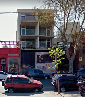 La obra de la calle Armenia 1850 es ilegal