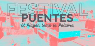 Festival Puentes este domingo 24 en el Playón de Fraga