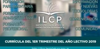 El ILCP presentó su oferta de cursos gratuitos para el primer cuatrimentre de 2019