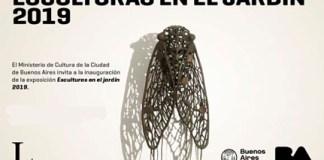"""Últimos días para visitar """"Esculturas en el jardín"""" en el Museo Larreta"""