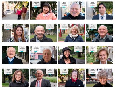 Vecinos Participativos 2019