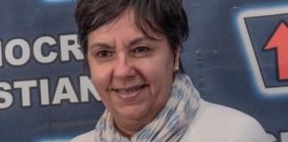 Alejandra Patricia Falbo precandidata en la Comuna 14