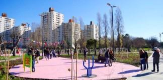 Inauguración de la Plaza Clemente en Colegiales