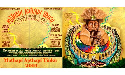 Mathapí Apthapí Tinku 2019