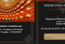 La Filarmónica de Israel junto al Maestro Zubin Mehta