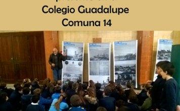 El Museo de la inmigración presente en el Colegio Guadalupe C14