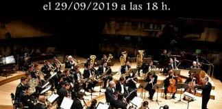 """Orquesta de Concierto """"Mayor Armando Nalli"""" en el Parque Centenario"""