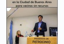 Asesoramiento legal gratuito en la Ciudad para vecinos sin recursos