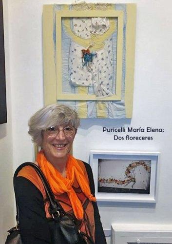 Puricelli María Elena Dos floreceres