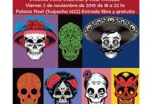 El Museo Fernandez Blanco celebra el Día de Muertos - Altar 2019