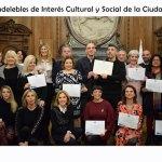 """La Legislatura premió al proyecto """"Indelebles"""""""