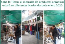 """""""Sabe la Tierra"""" vuelve a los barrios con sus productos orgánicos"""