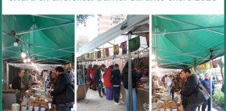 Mercado Sabe la Tierra en Belgrano, Caballito y Palermo