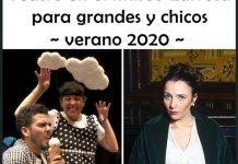 Teatro en el Museo Larreta para todas las edades en el verano 2020