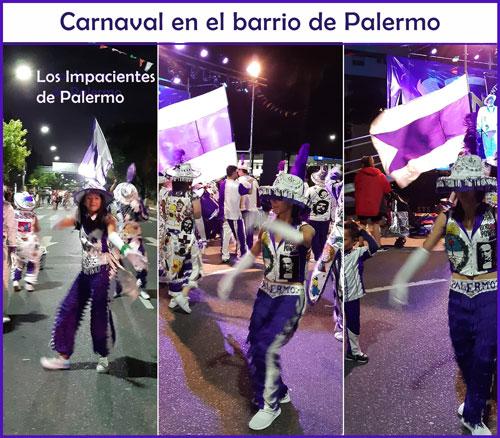 Dónde disfrutar el Carnaval en el barrio de Palermo
