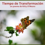 """""""Tiempo de Transformación"""", un poema de Kitty O'Meara"""