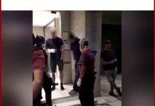 Palermo: dos extranjeros fueron detenidos tras juntarse a cenar con amigos en plena cuarentena