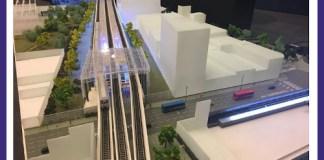 La AABE intenta frenar la construcción de torres en los terrenos linderos al viaducto San Martín en Villa Crespo