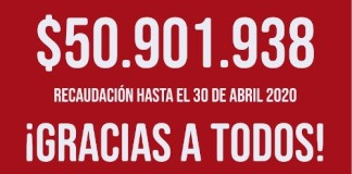 REPORTE DONACIONES COAS HASTA EL 30 DE ABRIL